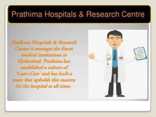 Best Multi Specialty Hospital in Hyderabad!