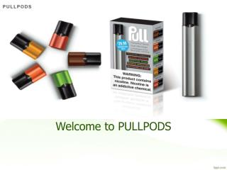 Welcome to PULLPODS