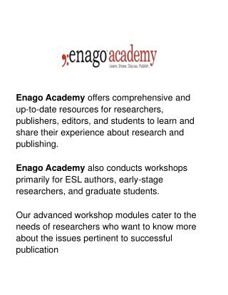 Different Scientific Writing Style Guides - Enago Academy