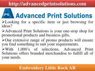 Custom Prints Little Rock AR