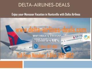 Get up to 70% Discount Flights Ticket on Delta Airlines