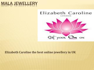 Mala Necklaces-Elizabeth Caroline