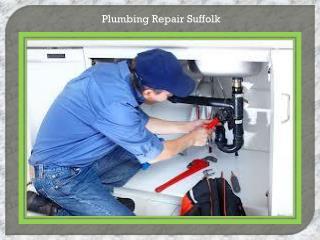 Plumbing repair Suffolk