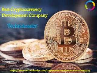 Cryptocurrency Development Services from Technoloader