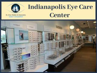 Top Eye Care Center in Indianapolis