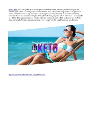 Purefit Keto @>>http://www.sharktankdietreviews.com/purefit-keto/