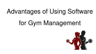 Fitness Software Services Center in India