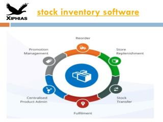 stock inventory software