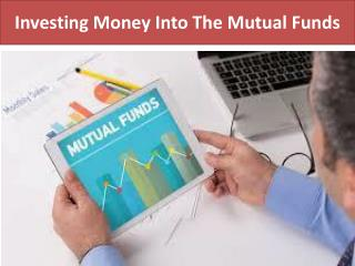 Finance Watch Dogs - Investing Money Into The Mutual Funds