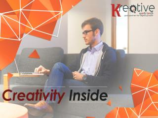 Portfolio of Kreative Web Tech, Leading Web Design Company