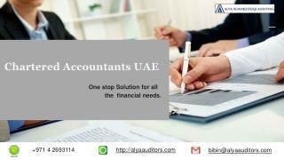 Chartered Accountants UAE