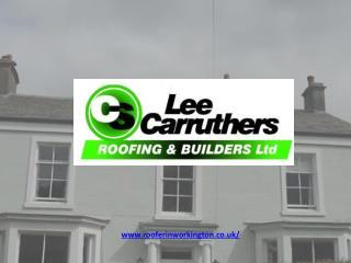 Expert Roofers in Cumbria