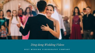 Cheap Wedding Videographer
