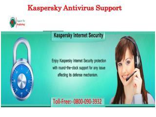 Kaspersky Customer Care Number