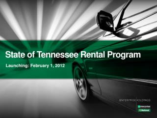 State of Tennessee Rental Program