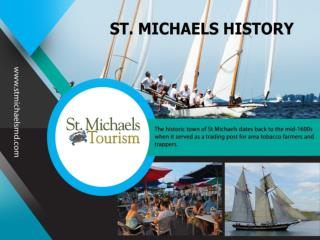 Lodging in St Michaels: Stmichaelsmd