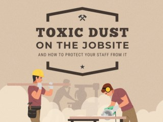 How to Protect Your Staff from Toxic Dust on the Jobsite