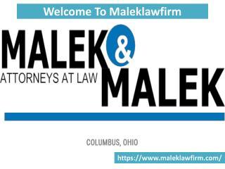 Columbus Ohio Injury Lawyers