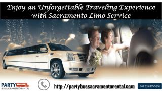 Sacramento Limo service