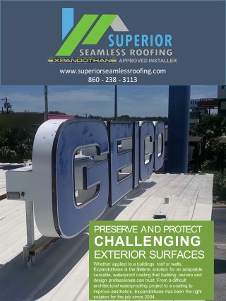 Superior Seamless Roofing