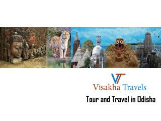 Tour and Travel in Odisha | Visakha Travels