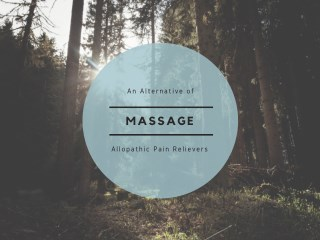 Massage Therapy - An Alternative to Pain Relievers