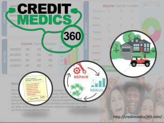 Boost Your Credit Score | Credit Medics 360