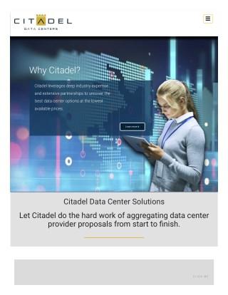 Citadel Data Centers
