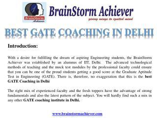 Brainstorm Achievers