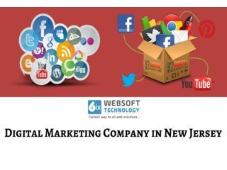 Digital Marketing Company in New Jersey