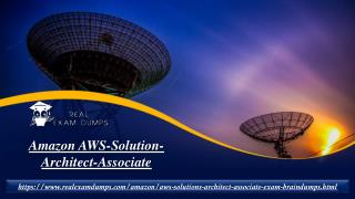 Download Exact Amazon AWS-Solution-Architect-Associate Exam Study Guide - AWS-Solution-Architect-Associate Exam Dumps