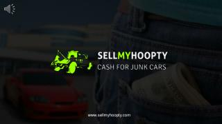Cash for Junk Cars - SellmyHoopty