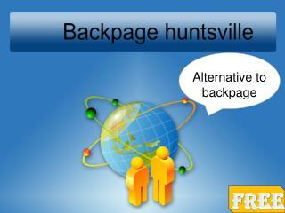 Huntsville backpage|Backpage-Huntsville!!