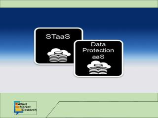 Data protection as a service (dpaas) market