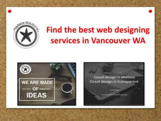 Website Maintenance and Hosting Services Vancouver WA