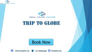 Book International Tour Packages At Best Price | TripToGlobe
