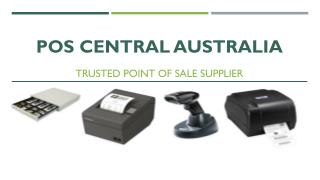 POINT OF SALE EQUIPMENTS AND SUPPLIES