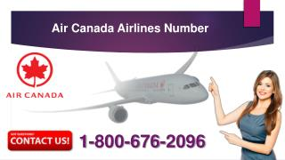 Contact at Air Canada Airlines Customer Service Phone Number for Help