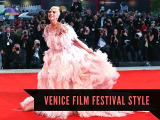 Venice Film Festival style 2018