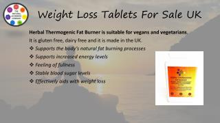 Weight Loss Tablets for Sale in UK at Reasonable Cost