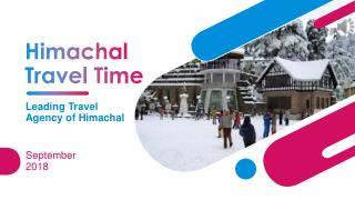 Himachal Travel Time | About