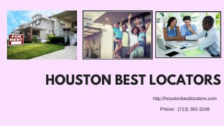 Finding the Best Rental Properties for You