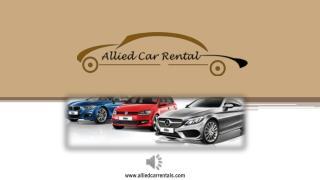 Pune to Mumbai Airport Cab - Allied Car Rental