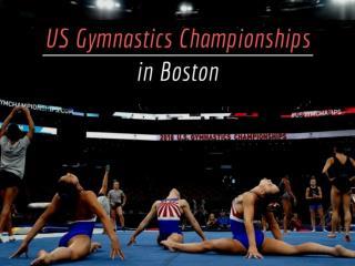 2018 USA Gymnastics Championships