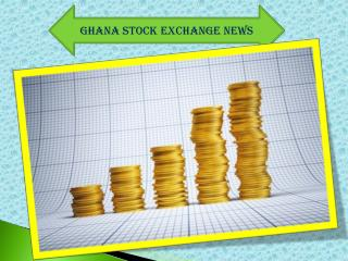 Ghana Stock Exchange News