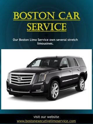 Boston Car Service   Call Us : 857-203-1075   bostonexecutivelimoservice.com