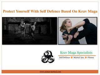Samas Tactical Self Defence