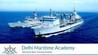Delhi Maritime Academy – Available Courses