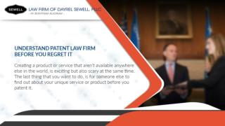 Patent Law Firms
