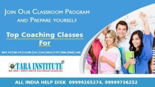 Best Coaching Center in Delhi
